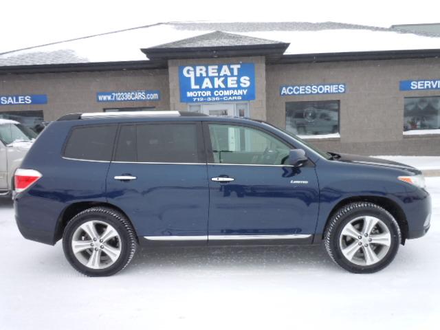 2013 Toyota Highlander  - Great Lakes Motor Company