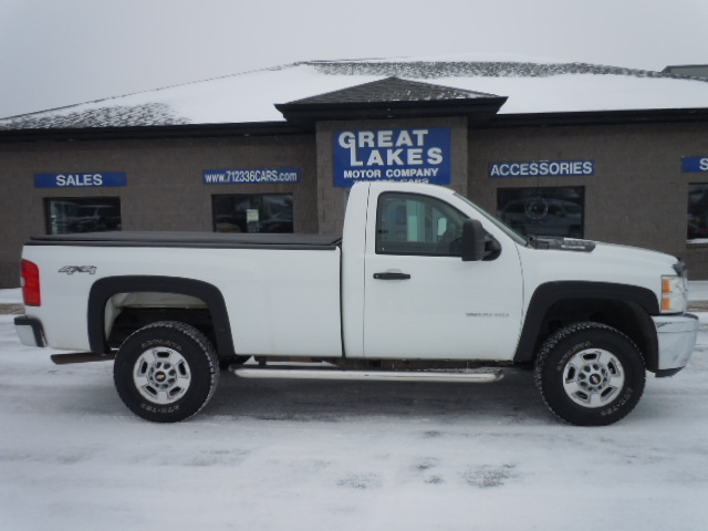 2011 Chevrolet Silverado 2500HD  - Great Lakes Motor Company