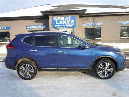 2018 Nissan Rogue SL AWD for Sale  - 1472  - Great Lakes Motor Company