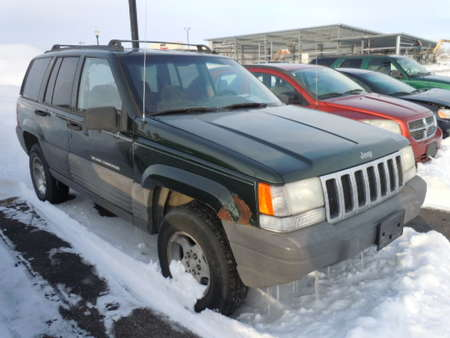 1997 Jeep Grand Cherokee 4WD for Sale  - 1437B  - Great Lakes Motor Company