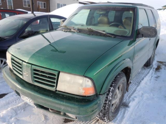 1999 Oldsmobile Bravada  - Great Lakes Motor Company