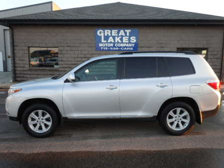2013 Toyota Highlander 4WD for Sale  - 1477  - Great Lakes Motor Company