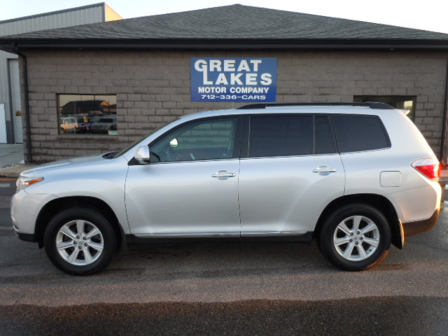 2013 Toyota Highlander  - Great Lakes Motor Company