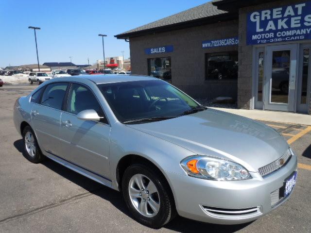 2015 Chevrolet Impala Limited  - Great Lakes Motor Company