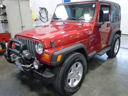 1999 Jeep Wrangler Sport for Sale  - 1415B  - Great Lakes Motor Company