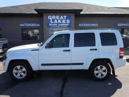2012 Jeep Liberty Sport for Sale  - 1485A  - Great Lakes Motor Company