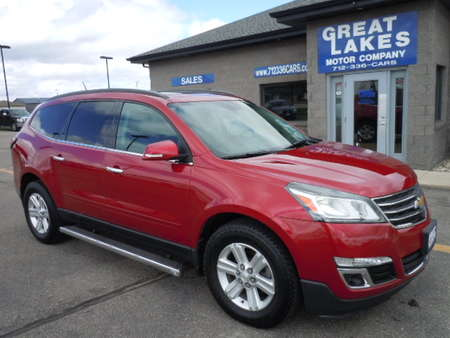 2013 Chevrolet Traverse LT AWD for Sale  - 1449A  - Great Lakes Motor Company