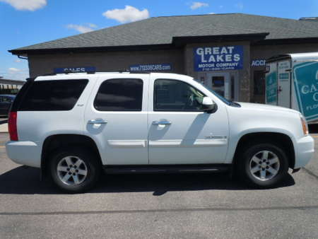 2007 GMC Yukon SLT 4WD for Sale  - 1485B  - Great Lakes Motor Company
