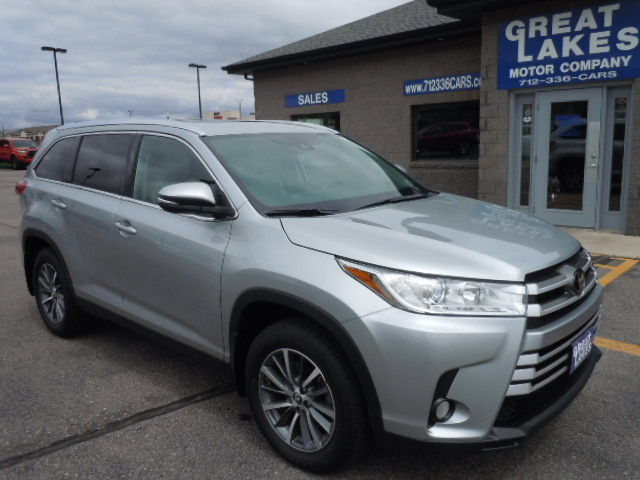 2019 Toyota Highlander  - Great Lakes Motor Company