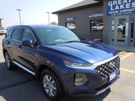 2019 Hyundai Santa Fe SE AWD for Sale  - 1491  - Great Lakes Motor Company