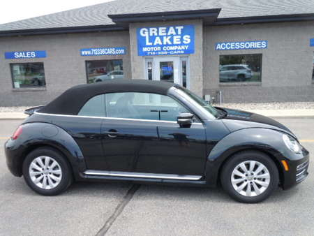 2018 Volkswagen Beetle Convertible  for Sale  - 1493  - Great Lakes Motor Company