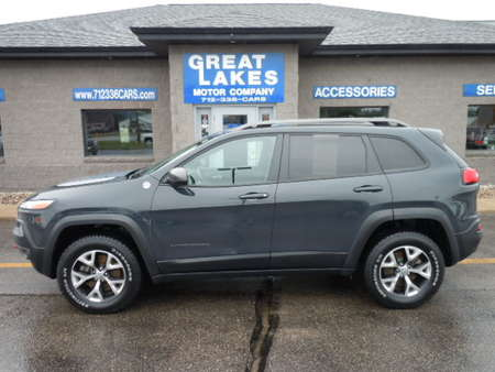 2017 Jeep Cherokee L Plus for Sale  - 1494A  - Great Lakes Motor Company