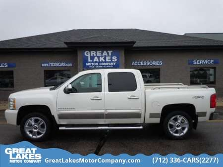 2012 Chevrolet Silverado 1500 LTZ 4WD Crew Cab for Sale  - 1499  - Great Lakes Motor Company