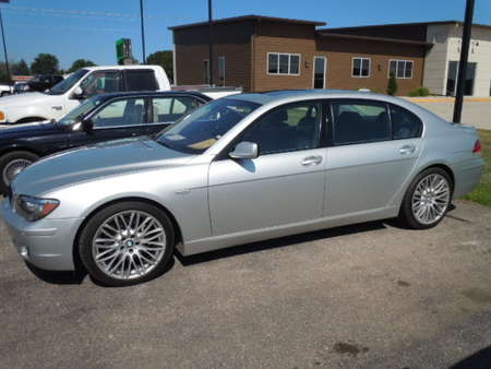 2008 BMW 7-series 750Li for Sale  - 1518  - Great Lakes Motor Company