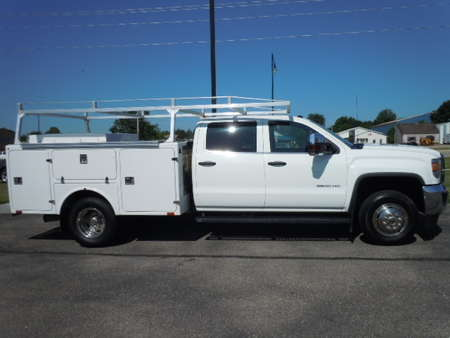 2015 GMC Sierra 3500HD 4WD Crew Cab for Sale  - 1519  - Great Lakes Motor Company