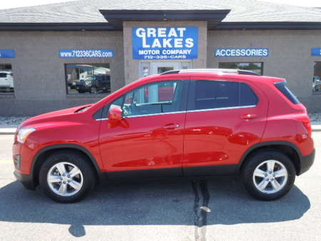 2015 Chevrolet Trax LT for Sale  - 1493A  - Great Lakes Motor Company