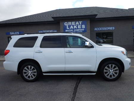 2014 Toyota Sequoia Limited 4WD for Sale  - 1523A  - Great Lakes Motor Company