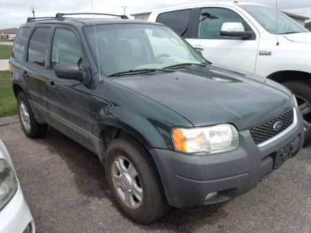 2003 Ford Escape XLT 4WD for Sale  - 1494M  - Great Lakes Motor Company
