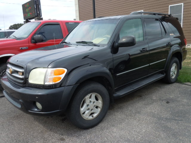 2002 Toyota Sequoia  - Great Lakes Motor Company