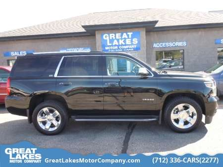 2016 Chevrolet Tahoe LTZ 4WD for Sale  - 1539  - Great Lakes Motor Company