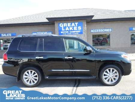 2009 Lexus LX 570 4WD for Sale  - 1523B  - Great Lakes Motor Company