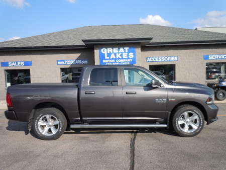 2015 Ram 1500 Sport 4WD Crew Cab for Sale  - 1543  - Great Lakes Motor Company