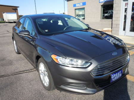 2016 Ford Fusion SE for Sale  - 1526A  - Great Lakes Motor Company