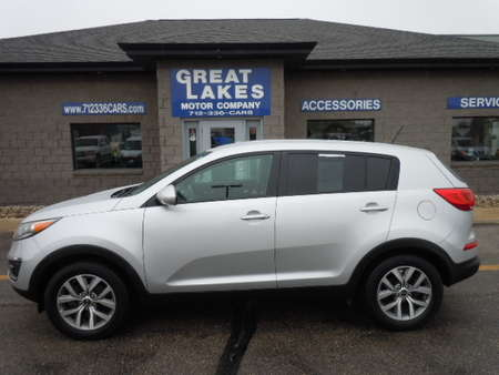 2016 Kia Sportage LX for Sale  - 1543A  - Great Lakes Motor Company