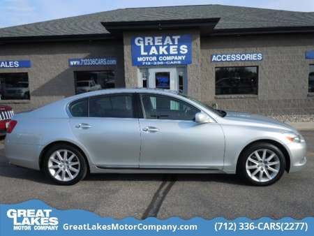 2006 Lexus GS 300  for Sale  - 1548N  - Great Lakes Motor Company
