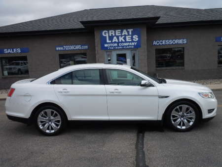 2010 Ford Taurus Limited AWD for Sale  - 1545B  - Great Lakes Motor Company