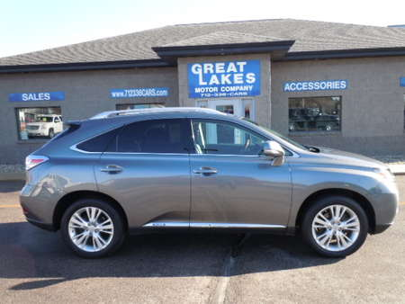 2012 Lexus RX 450h AWD for Sale  - 1552A  - Great Lakes Motor Company