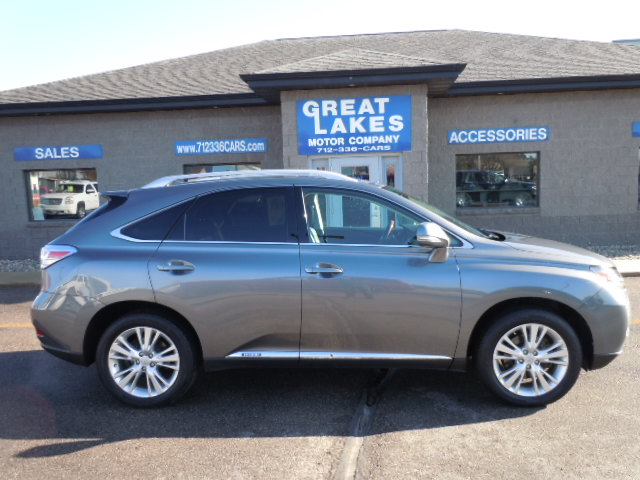 2012 Lexus RX 450h AWD  - 1552A  - Great Lakes Motor Company