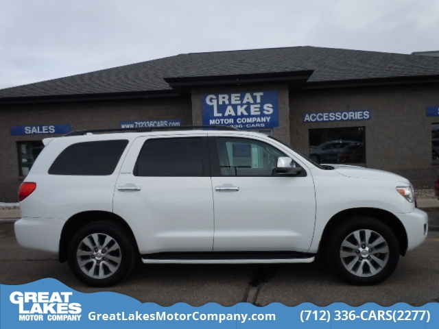 2017 Toyota Sequoia Limited 4WD  - 1567  - Great Lakes Motor Company