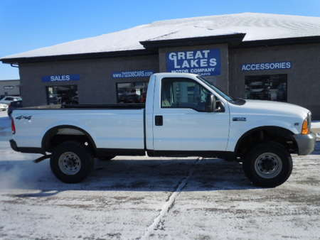2000 Ford F-250 Super Duty 4WD Regular Cab for Sale  - 1557A  - Great Lakes Motor Company