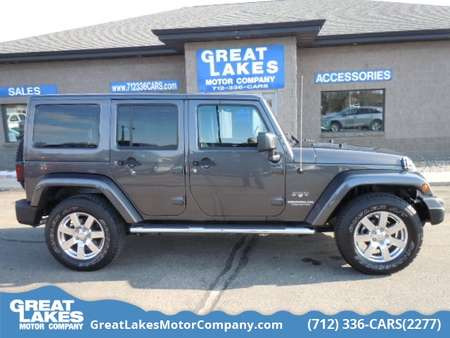 2016 Jeep Wrangler Sahara 4WD for Sale  - 1563B  - Great Lakes Motor Company