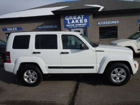 2012 Jeep Liberty Sport for Sale  - 1565A  - Great Lakes Motor Company