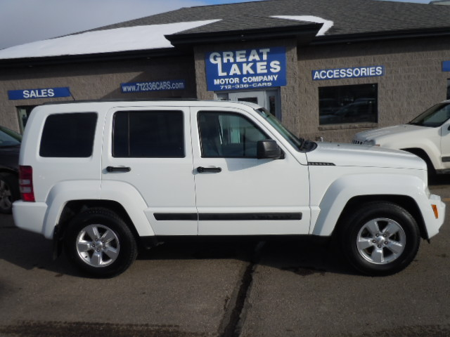 2012 Jeep Liberty Sport  - 1565A  - Great Lakes Motor Company
