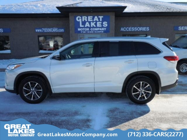 2017 Toyota Highlander AWD  - 1569  - Great Lakes Motor Company