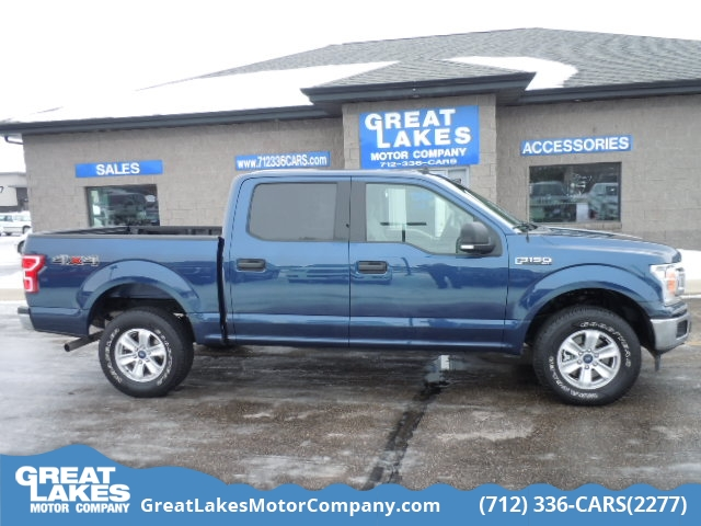 2019 Ford F-150 4WD SuperCrew  - 1572  - Great Lakes Motor Company