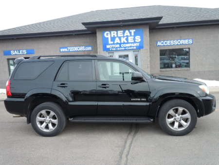 2007 Toyota 4Runner Limited 4WD for Sale  - 1574  - Great Lakes Motor Company