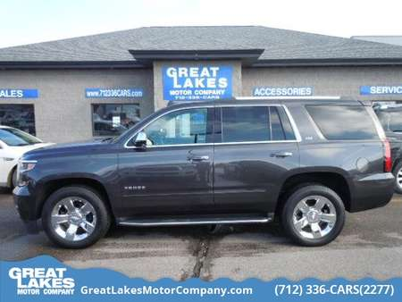 2015 Chevrolet Tahoe LTZ 4WD for Sale  - 1573A  - Great Lakes Motor Company