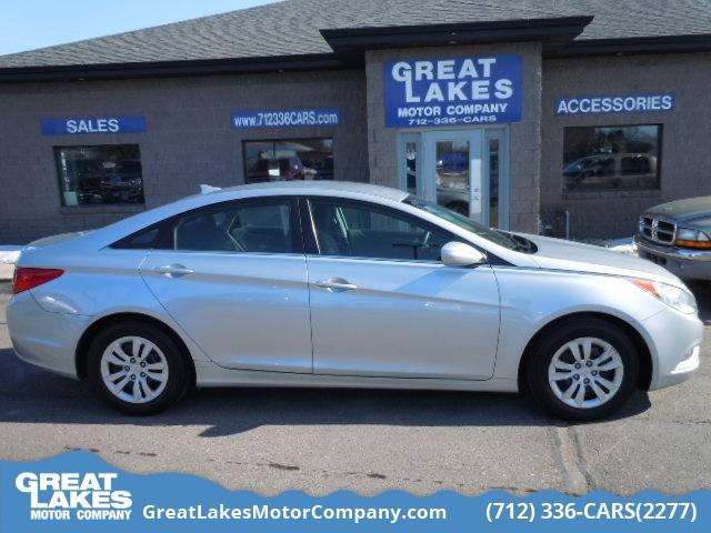 2012 Hyundai Sonata GLS  - 1566A  - Great Lakes Motor Company
