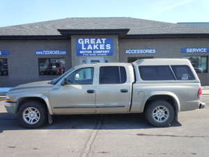 2004 Dodge Dakota SLT