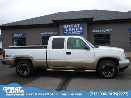 2006 Chevrolet Silverado 1500 LT3 4WD Extended Cab for Sale  - 1579  - Great Lakes Motor Company