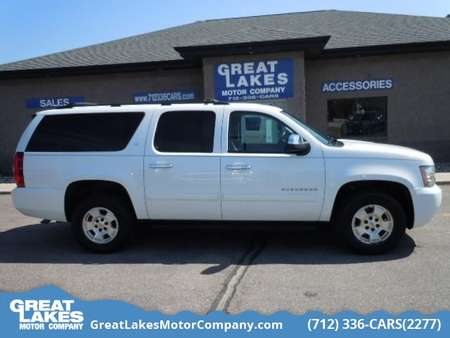 2012 Chevrolet Suburban LT 4WD for Sale  - 1586A  - Great Lakes Motor Company