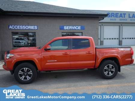 2016 Toyota Tacoma 4WD for Sale  - 1587A  - Great Lakes Motor Company