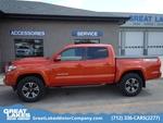 2016 Toyota Tacoma  - Great Lakes Motor Company