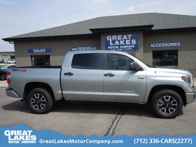 2019 Toyota Tundra 4WD  - Great Lakes Motor Company
