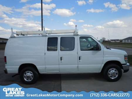 2010 Ford Econoline Cargo Van for Sale  - 1591  - Great Lakes Motor Company
