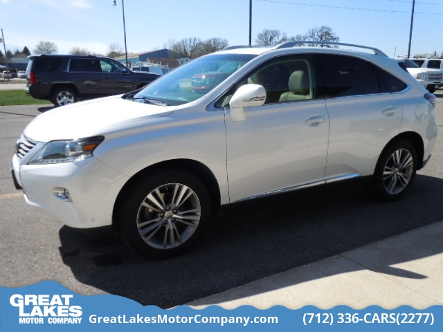 2015 Lexus RX 350  - 1589A  - Great Lakes Motor Company